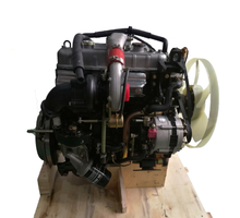 Hot Sale 68kw 4 Silinder 2.8L <span class=keywords><strong>Isuzu</strong></span> 4JB1T <span class=keywords><strong>Mesin</strong></span> <span class=keywords><strong>Diesel</strong></span>