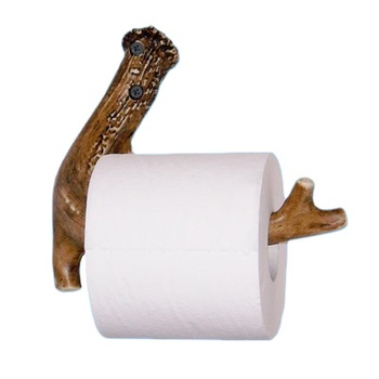 Unique Deer Antler Toilet Paper Cup Holder China