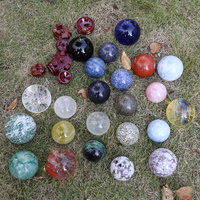 wholesale custom natural feng shui quartz crystal ball sphere decoration for sale