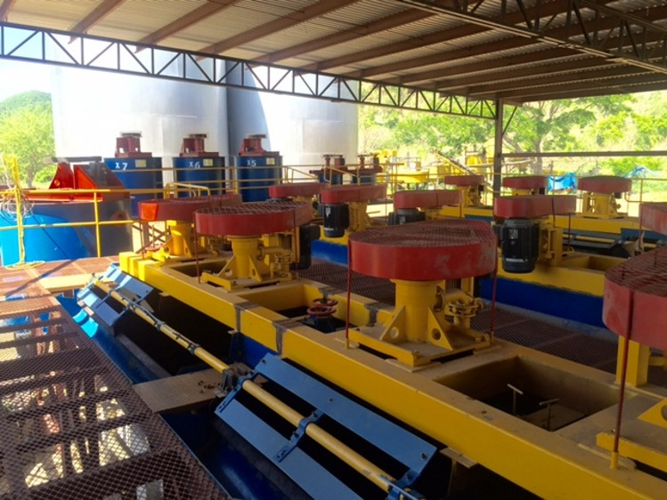 12-3000TPD copper ore processing plant manufacturers with over 23 years experience