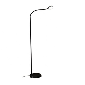 Ningbo Factory Dimmable LED Floor Bedside Gooseneck Night Lights Table Lamp