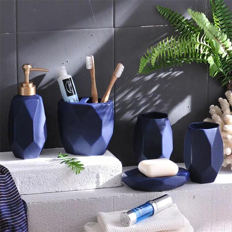 Grossiste Accessoire Salle De Bain Bleu Acheter Les