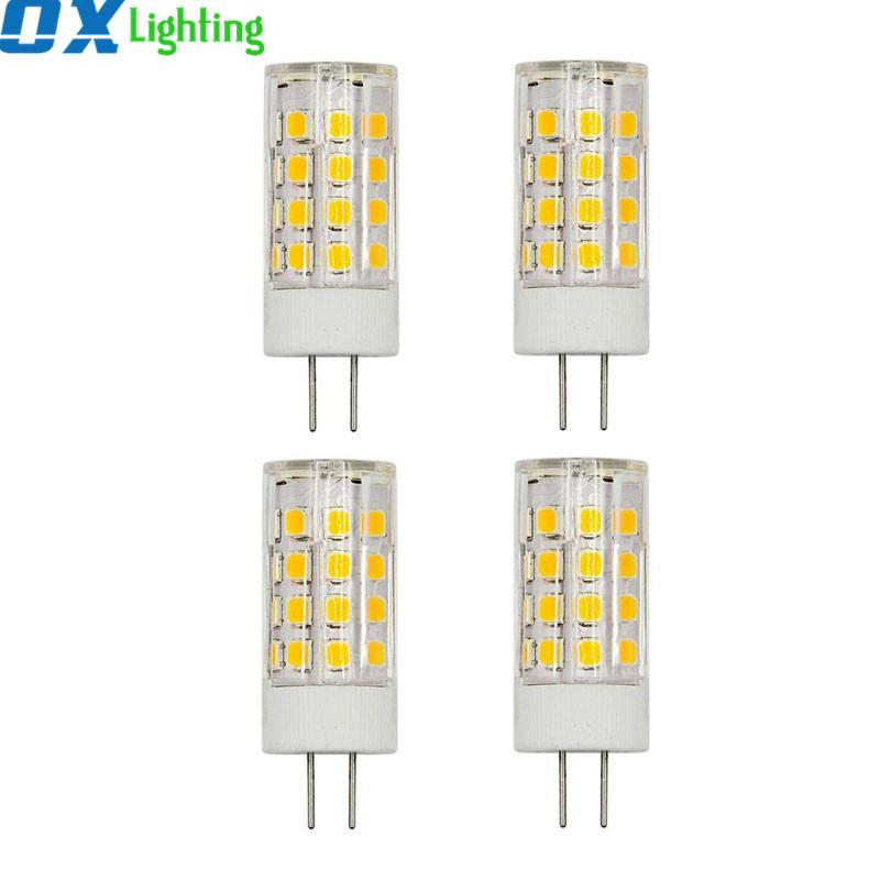 Led G4 Capsule Bulbs Lamp 7w Led G4 2700k Led G4 500 Lumen