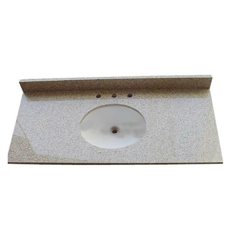Custom Design Bathroom Countertops With