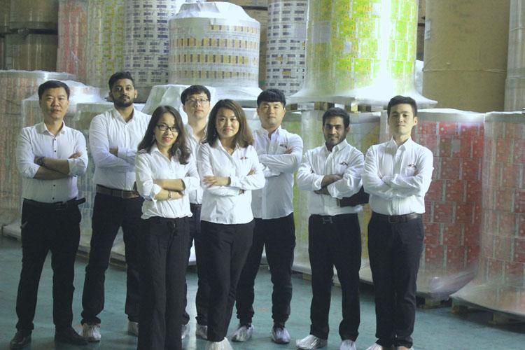 บรรจุภัณฑ์ปลอดเชื้อกล่องน้ำผลไม้ 250ml นมแพ็คโดย china YI SUNDA