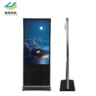 43/50/55/65 inch advertising display player lcd, touch screen digital signage monitor