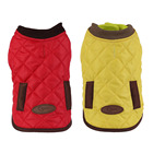 Amazon Hot Sale In Stock Custom Winter Cloth Pet Dog Coat Quilted for Large Dog Clothing And Accessory