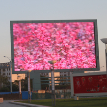 Pantallas LED Gigantes Penuh Warna De <span class=keywords><strong>Eksterior</strong></span> DIP/SMD P10 Outdoor LED Display