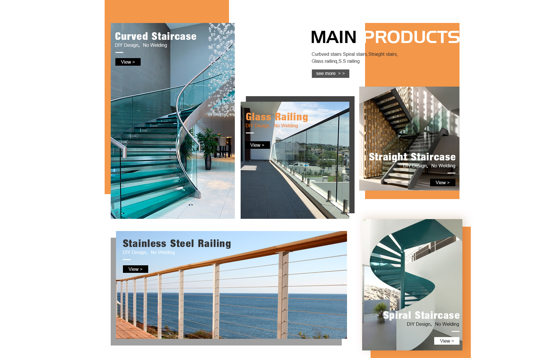 indoor railing kits for stairs railing stairs and.htm shenzhen double building materials co   ltd staircase  railing  shenzhen double building materials co