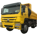 China second 6x4 hand hot sale used tipper truck for Nigeria
