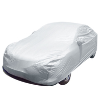New product automobiles exterior accessories outdoor folding 6.1x6.5 camaflouge car covers cloths garage parking waterproof