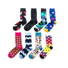 Crazy Socks Fashion Adult Skateboarding Hip Hop Cotton Socks for Man