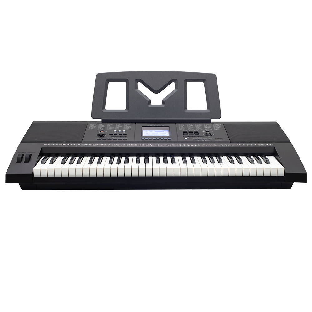 Portable midi keyboard piano for kids and adults