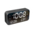 China manufacture support OEM QHX-A6 alarm clock creative rechargeable LED digital table clock