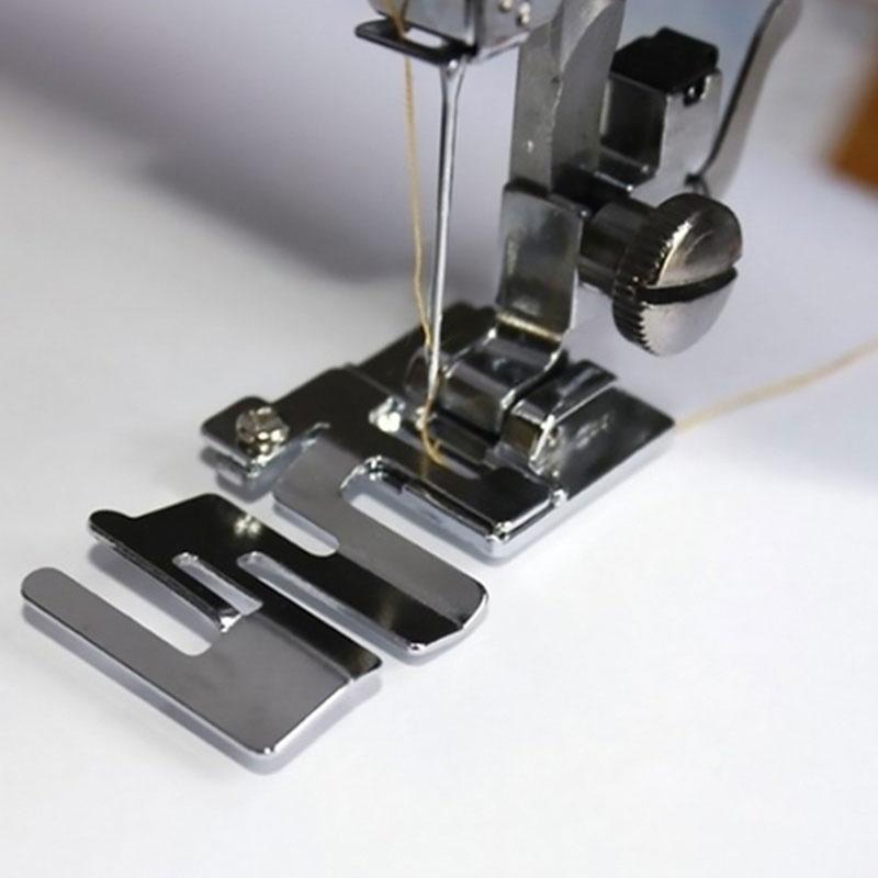 Pied De Bande élastique Industriel De Pied Presseur De Machine à Coudre