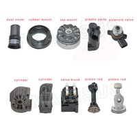 Air suspension shock repair kits air rubber metal ring dust cover buffer top mount produced by factory