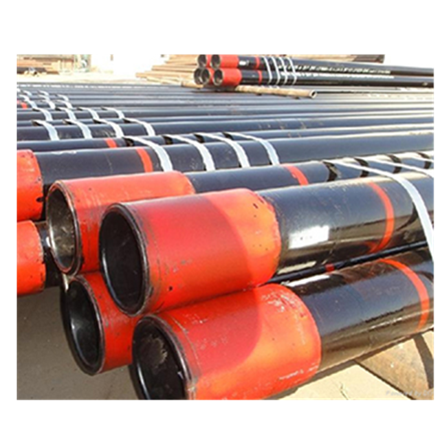 hot rolled API 5CT k55 j55 Seamless Steel tubing  pipe
