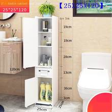 Каса Санузел туалет домашний туалет дальномер Armario Banheiro мебель Meuble Salle De Bain мобильный багаж полка для ванной комнаты(Китай)