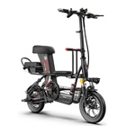 12inch 400w 48v 8ah battery cheap new model portable City electric bicycle ebike