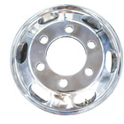 17.5 inch alloy wheel rims 6.00x17.50 aluminium truck wheels 6 holes forged rim and wheel