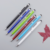 Cheap Promotional gifts twist slim metal ball point pen can brand company logo