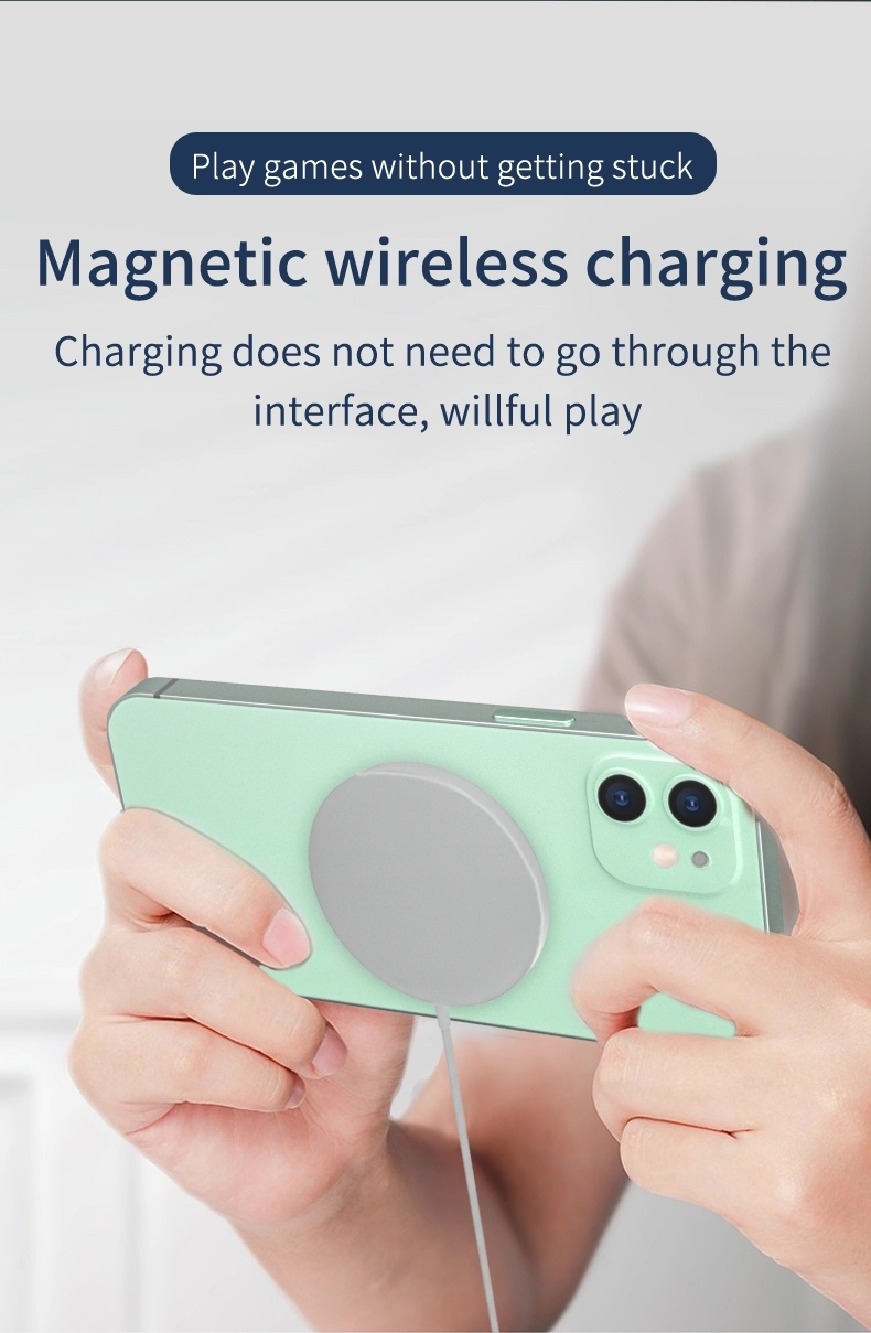 Magsafe wireless charger 15W Magnetic Wireless Charger for iPhone 12 iPhone 12 Pro magsafe charger