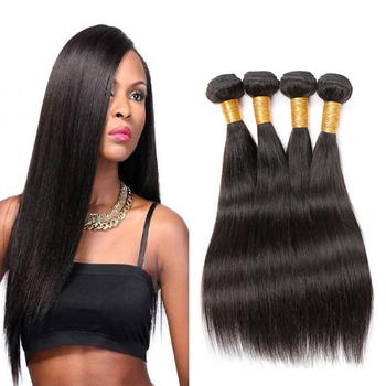 best sellers free products sample hair bundles, Peruvian raw virgin hair weave, 100% straight human hair for black women
