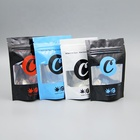Different Design 3.5 Gram Custom Label Printed Cookies Resealable Ziplock Packaging Smell Proof Mylar Pouch Bag