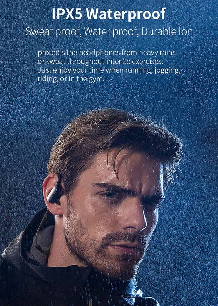 WIWU 双耳运动蓝牙耳机 (https://www.wiwu.net.cn/) 耳机 第7张
