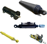 engineering hydraulic cylinder for dump truck/marine/mining/agriculture