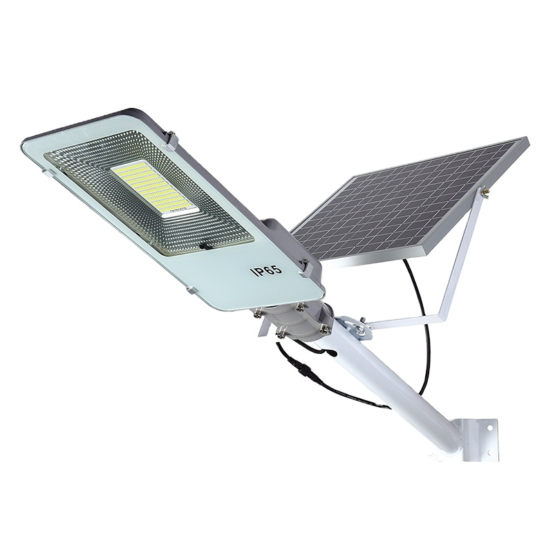 China Manufacturer Outdoor Decoration 50W 100W 150W LED Solar Street Light