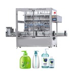 Filling Packaging Machine Shampoo Bottles Labeling Machine Guangzhou Factory Custom Small Bottle Shampoo Filling Packaging And Labelling Machine