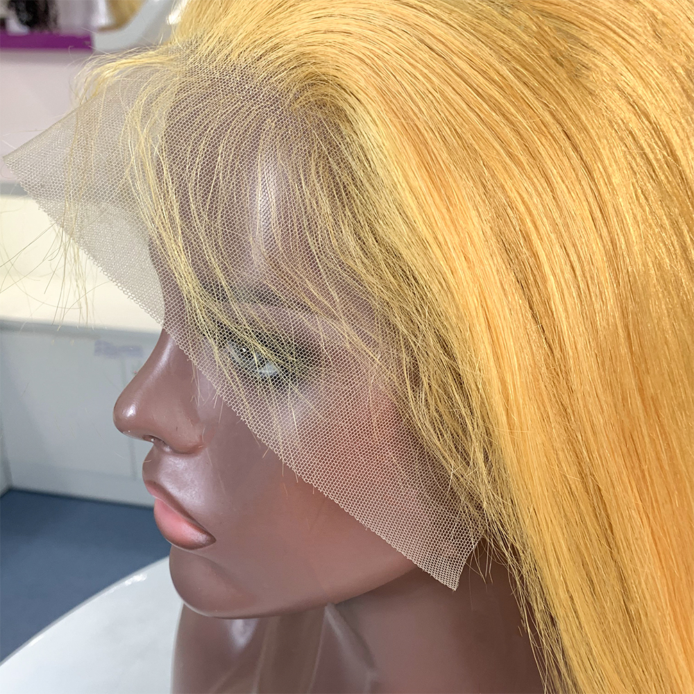 JcXBL 100 natural colored yellow wigs,brazilian human hair afro wigs,supply extra long blonde human hair wigs for black women