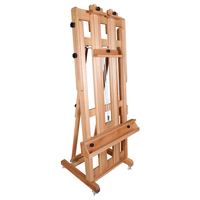 Artist Easel Professional Stand High Quality Display Maximum Canvas Height 320 cm