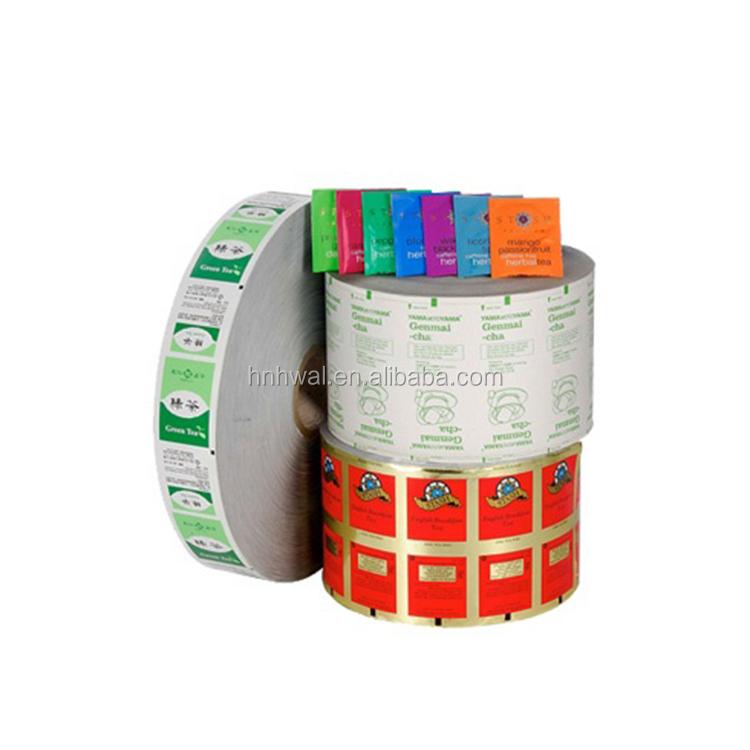 Новейшая цена оптовая продажа ПЭТ/VMPET/ПЭ металлизированная ламинированная пластиковая пленка для фармацевтической упаковки