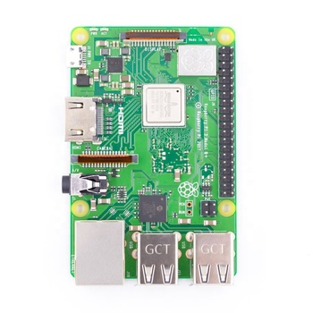 Electronic Components Wholesale E14 RS Version Raspberry Pi 3 Model B+ B Board 64 Bit Quad Core 1GB WIFI Motherboard
