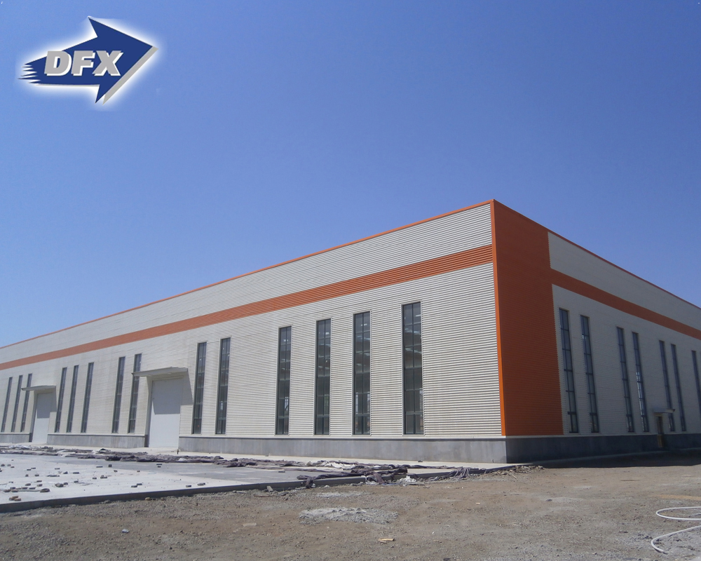 Hot Sale Layout Design Strong Light Steel Structure Warehouse Building Workplace Plant Drawings