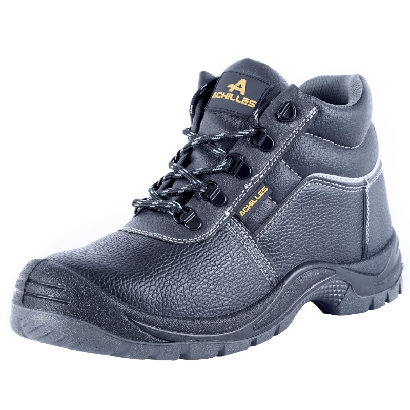 Achilles Brand Steel Toe Safety Shoes