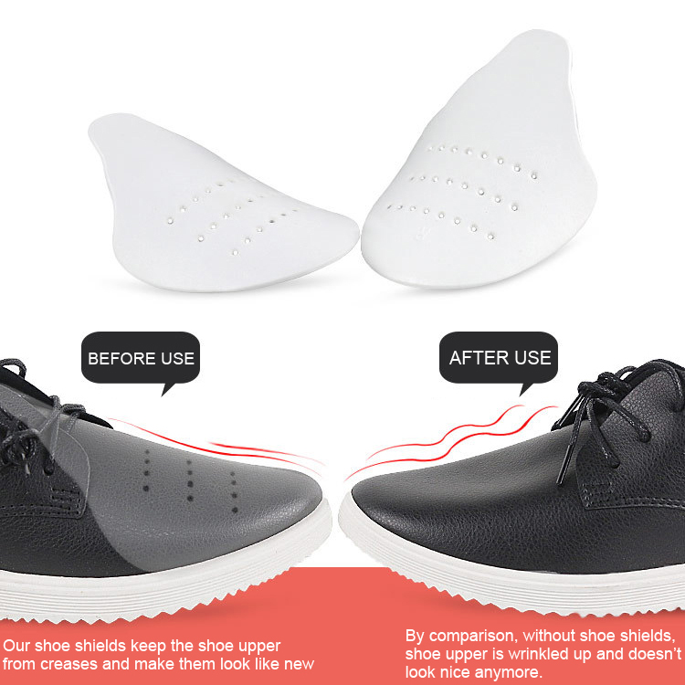 Shoe Crease Protector Against Sneaker Shield Shoes Toe Cap Protector