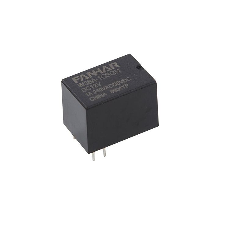 Lower power turn signal flasher relay with <strong>ROHS</strong> Certification