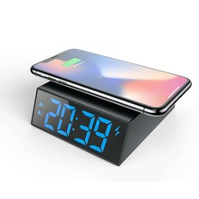 2018 Crystal Fantasi Ponsel Wireless Charger Qi Wireless Charger Pad untuk Smart Phone