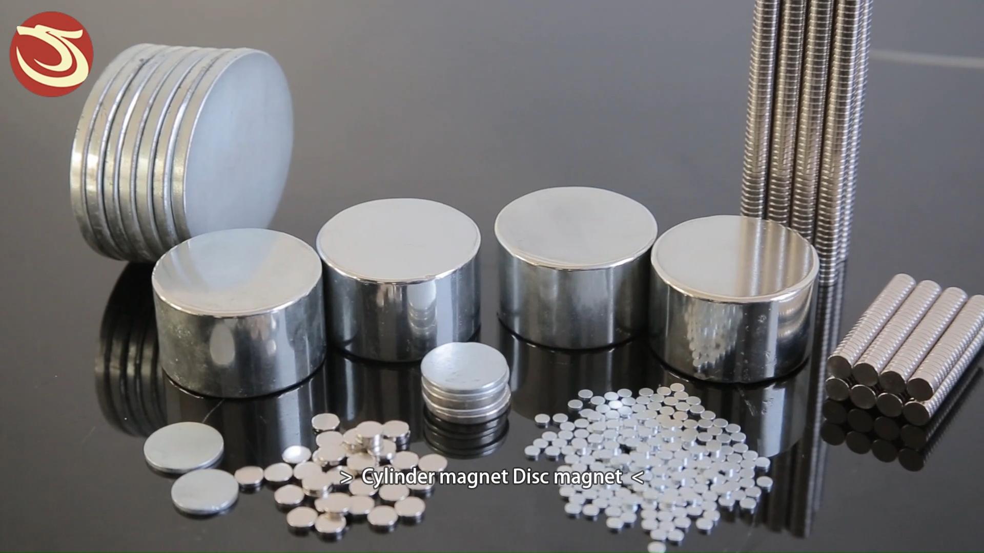 N42 50x30mm neodymium magnets big cylinder ndfeb round magnets