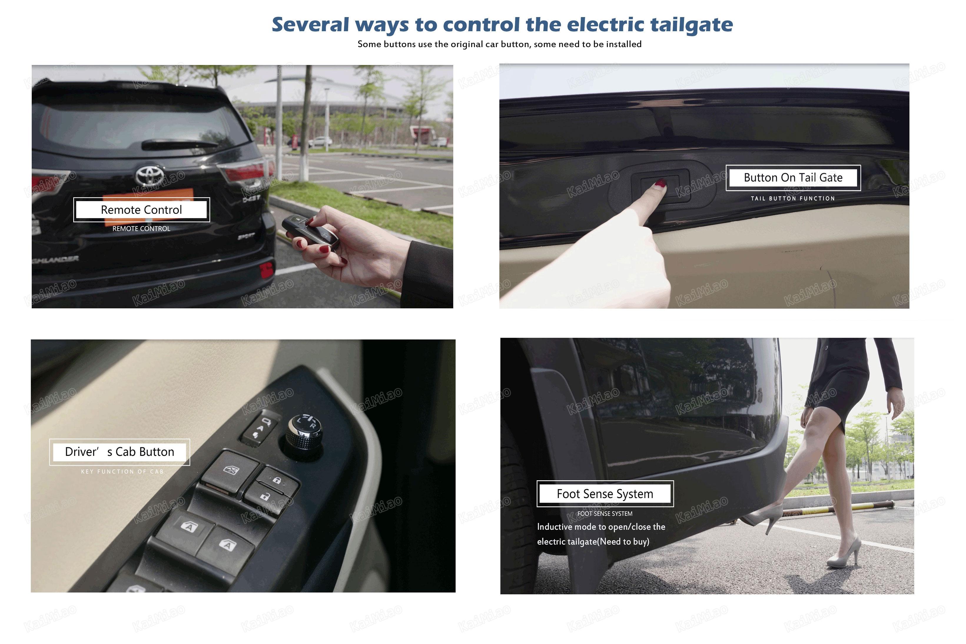 Điện Điện Cổng Sau Nâng Đối Với Chevrolet Equinox