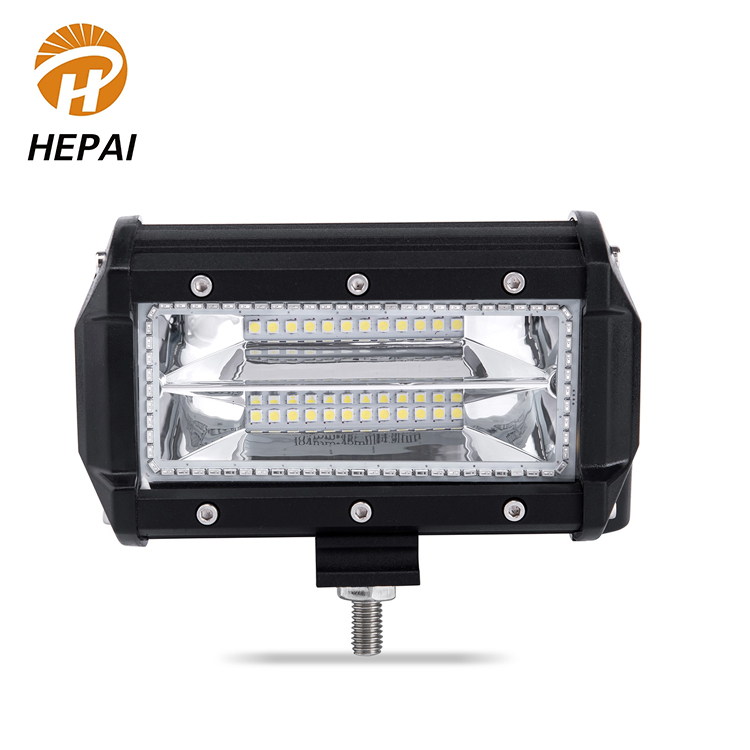 Excellence quality outdoor tractor strip machine auto top car beam headlight led light bar