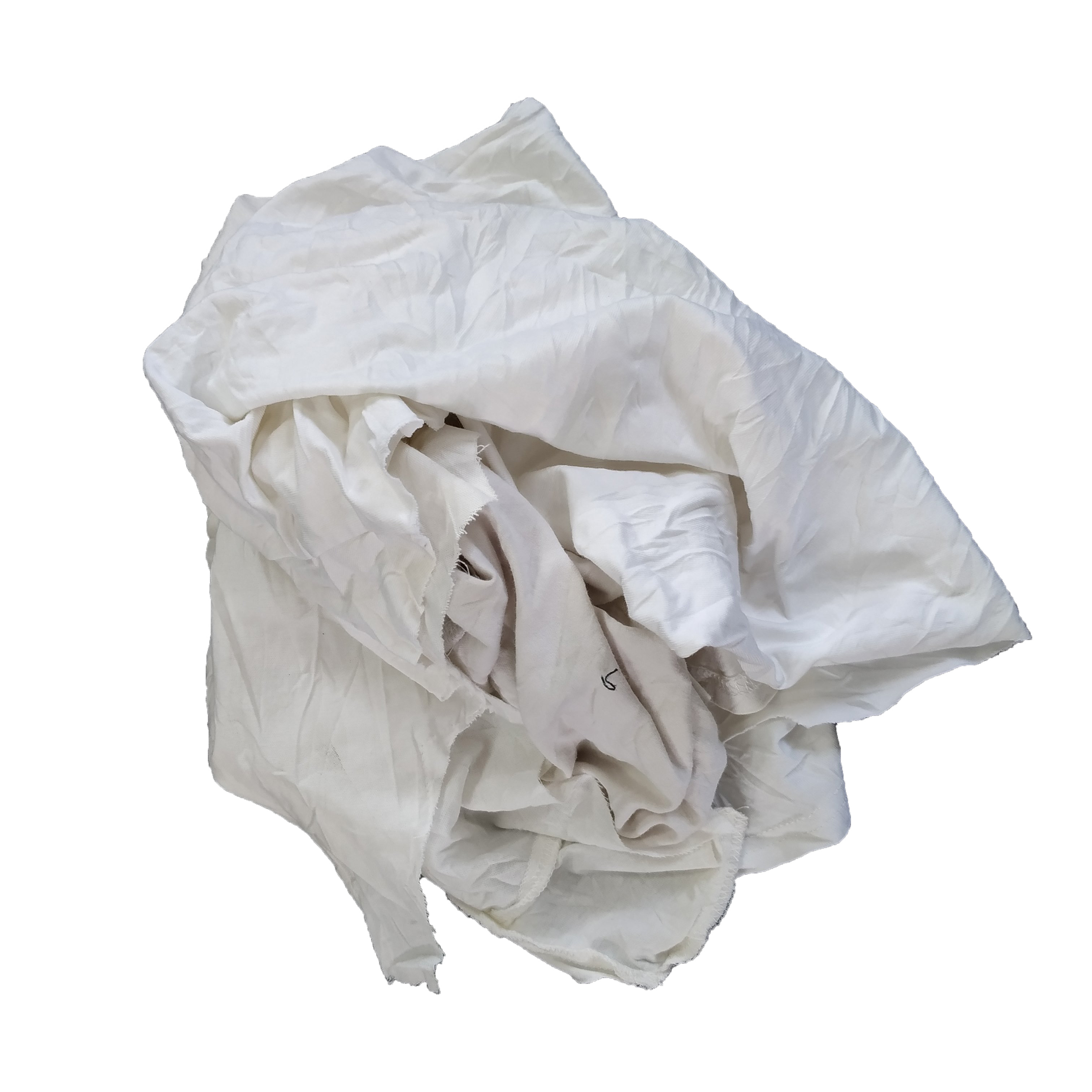 Top-quality cotton waste 100 used t shirt cotton rags wholesale t shirt rags