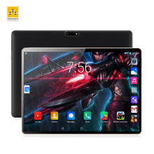 Google Play <span class=keywords><strong>Tablet</strong></span> 10 Inch Android 8.0 Octa Core 3G 4G LTE Anak-anak Telepon <span class=keywords><strong>Tablet</strong></span> 4GB RAM 64GB ROM 1280*800 Dual Kamera