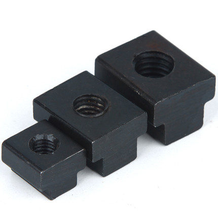 Black Zinc 45 Steel T-Slot Nuts T Nut