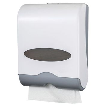 Z Fold Paper Towel Dispenser Wall