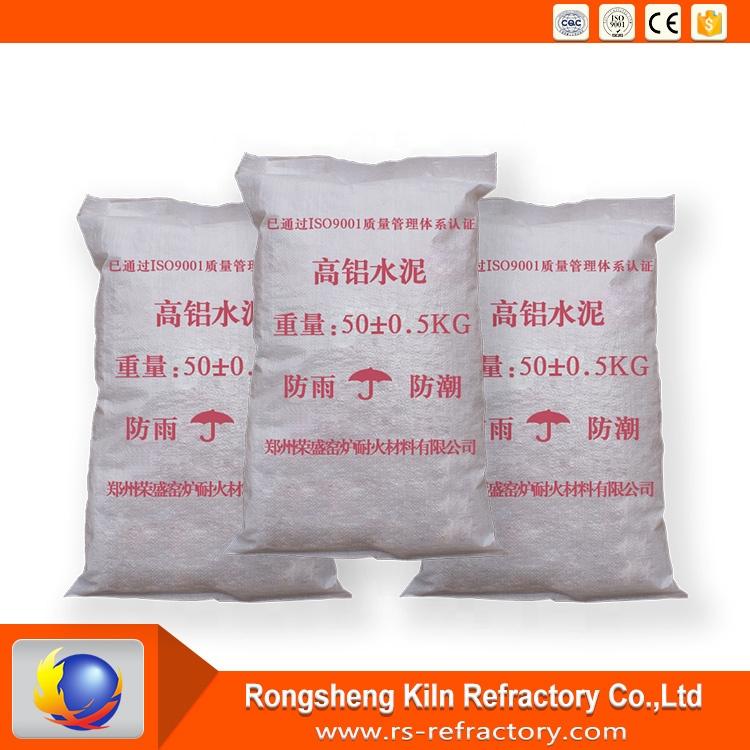 Calcium Aluminate Cement Refractory Ca50 Ca60 Aluminate Cement