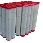 Silo filter cartridge Filter element for dust remover of mixing station